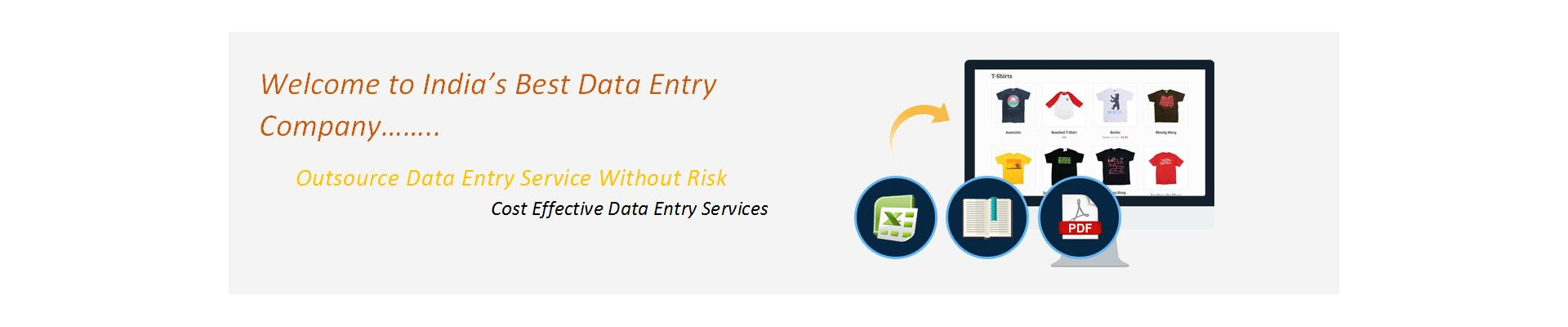India Data Outsourcing Services