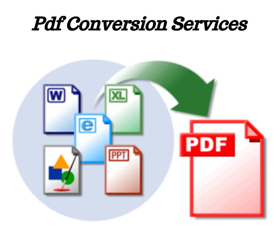 pdf data conversion outsourcing services